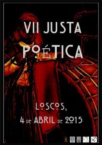 Cartel Justa 2015