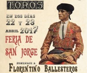 Feria de San Jorge. Zaragoza