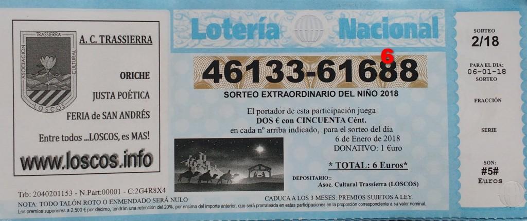 loterianiño18error
