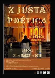 2018 Justa Cartel PROGRAMA web